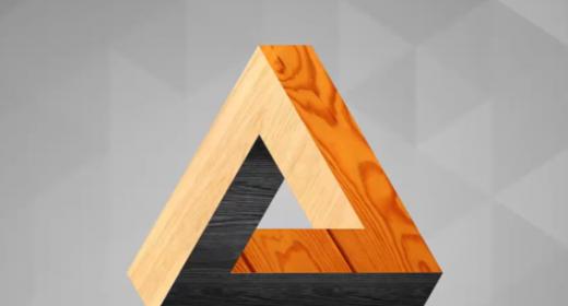 Создание ещё одного интересного 3D логотипа в CorelDRAW