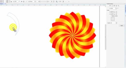 Дизайн логотипа в CorelDRAW Graphics Suite 2017